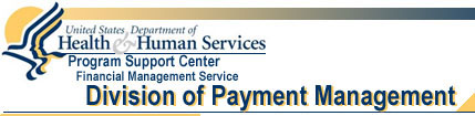 Division of Payment Management LOGO
